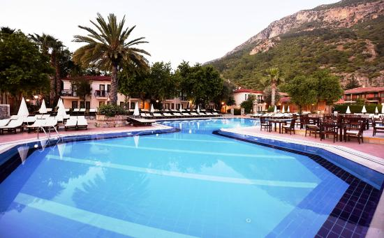 Liberty Hotels Oludeniz: pool