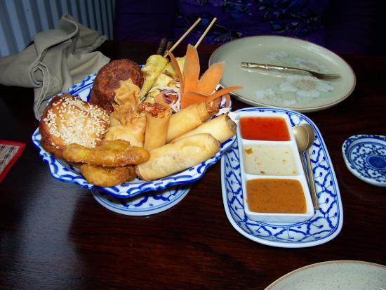 Thai Rice Restaurant Warminster Menu