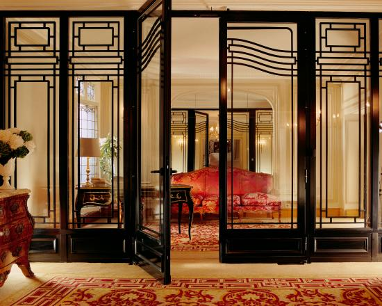 Hotel Plaza Athenee: Royal Suite
