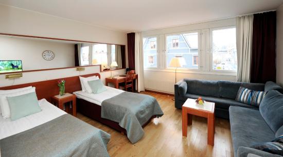Hotell Focus