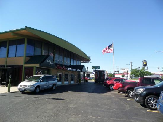 Quality Inn O'Hare Airport: Das Hotel Aussenansicht