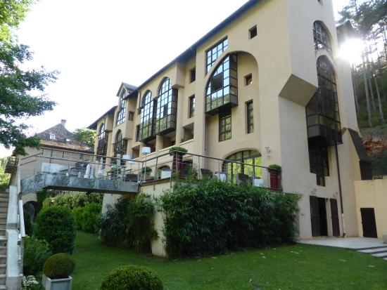 Grand Hotel De La Muse Et Du Rozier Picture Of Hotel De La Muse Et Du Rozier Mostuejouls Tripadvisor