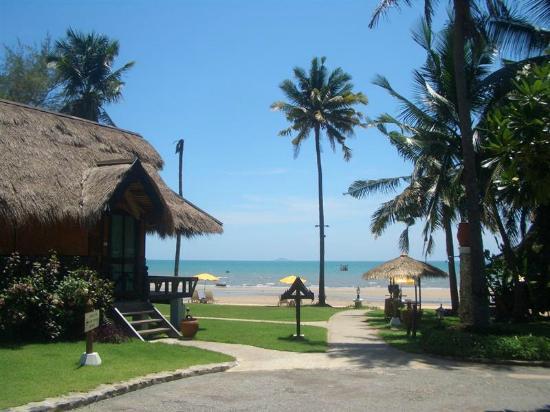 The Sunset Village Beach Resort