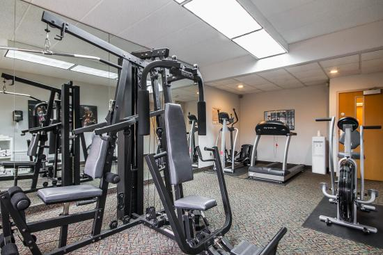 Comfort Inn & Suites Madison Airport : WIFITNESS
