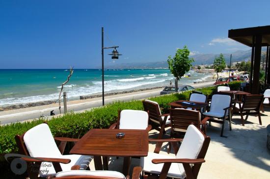 SENTIDO Blue Sea Beach  Bar view. Bar view   Picture of SENTIDO Blue Sea Beach  Stalis   TripAdvisor