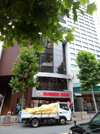 Burger King Akasaka TBS-mae