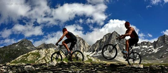 Hotel Rene: mountain bike