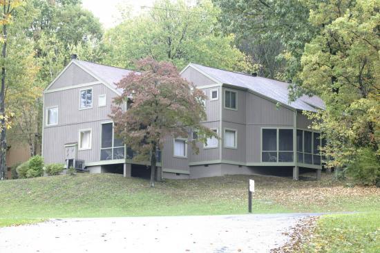 Shawnee on Delaware, Pensilvania: Exterior