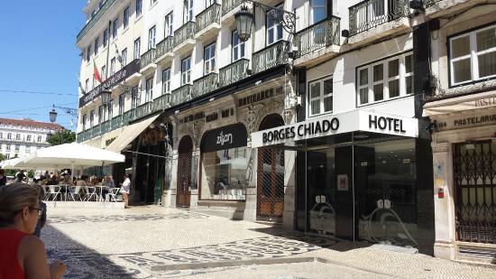 Hotel Borges Chiado Lisbona Tripadvisor