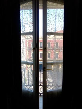 Hotel Asturias: Desde la habitación