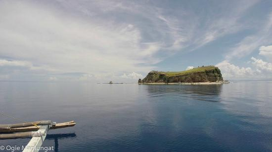 Burias Island, Filippinerna: The Animasola Island