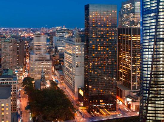 Millenium Hilton New York City Ny Hotel Reviews Tripadvisor
