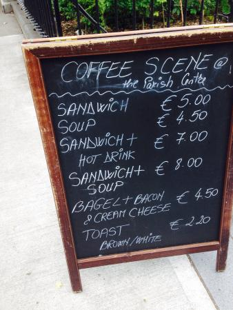 Coffee Scene Malahide
