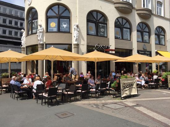 Scoozi wuppertal elberfeld mitte restaurant reviews for Hotel wuppertal elberfeld