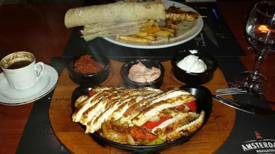 Kafeka Nargile Cafe Restaurant