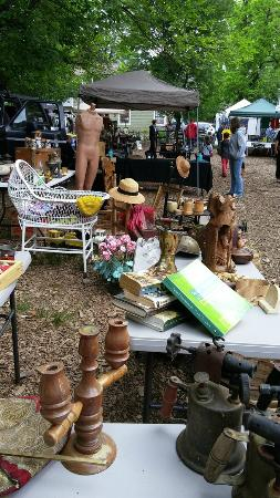 Mower's Flea Market