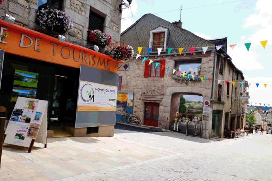 Bureau d'Information Touristique de Saint-Chély-d'Apcher