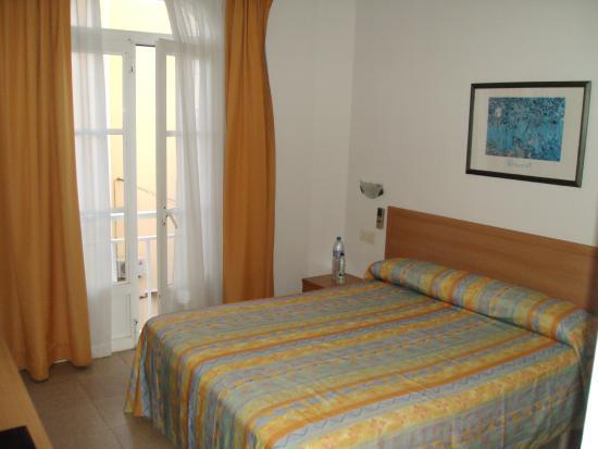 Geminis Hotel: Habitación