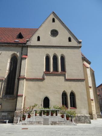 St. Kancijan Church