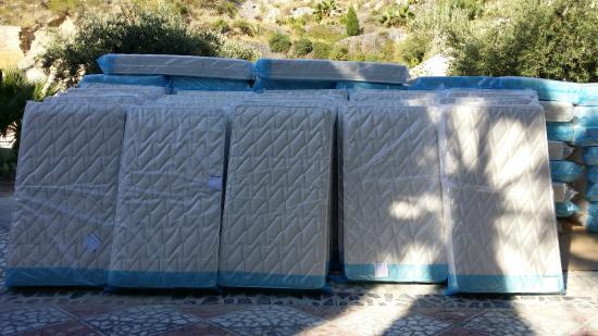 Balneario de Archena - Hotel Levante: La pasada semana realizamos el cambio de colchones, demandado por nuestros clientes.