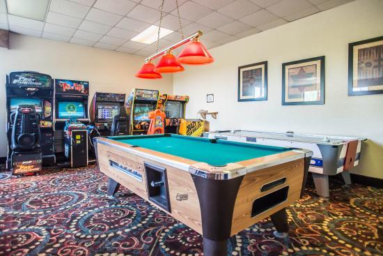 Comfort Inn Pocono Lakes Region: PAARCADE