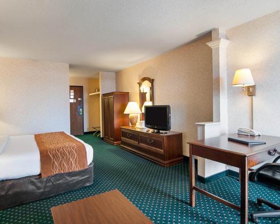 Comfort Inn & Suites: VAKINGSUITE