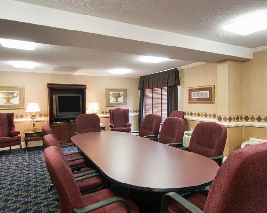 Comfort Inn & Suites: VABOARDRM
