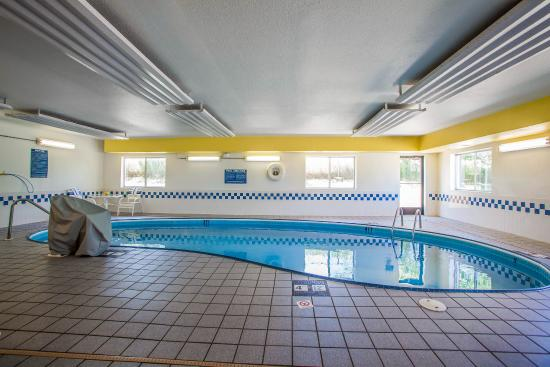 Comfort Suites : Pool