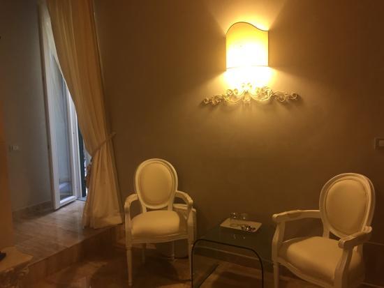 Bagno Aperto In Camera : Camera bagno e spazio all aperto picture of la colonnina hotel