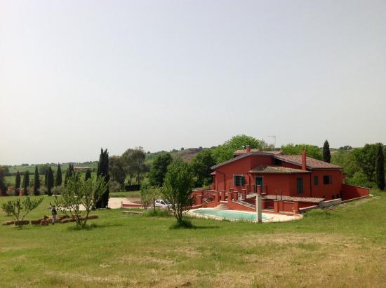 Casale Della Ghiandaia  Nepi  Italien