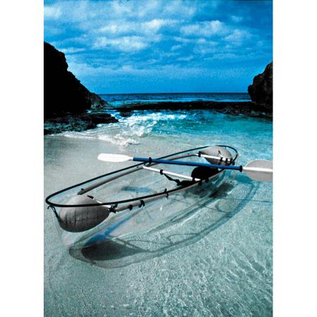 Tawala, Filipinas: Explor'Aqua Clear Kayak