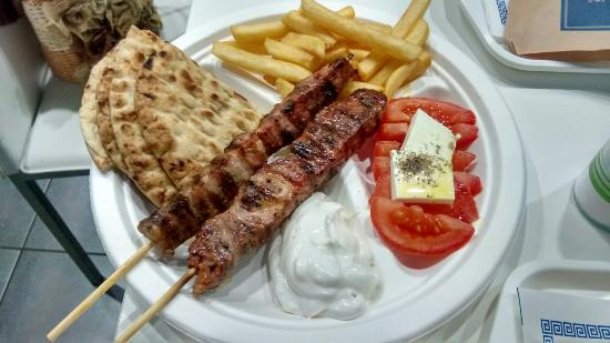 Hellas Greek Food