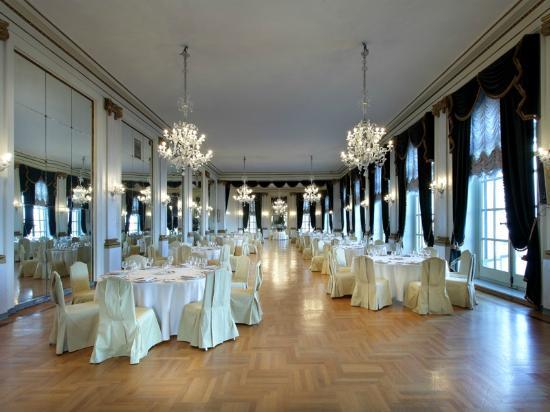 Eurostars Hotel Excelsior: Salón para eventos