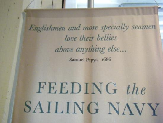 National Museum of the Royal Navy: still true today!
