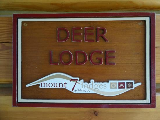 Mount 7 Lodges: Unsere Lodge