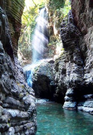 Pontremoli, إيطاليا: Casacata