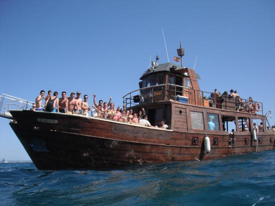 Pirate Boat Mallorcaventura