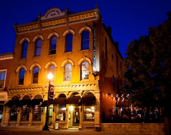 City Square Steakhouse: Located in charming, historic downtown Wooster