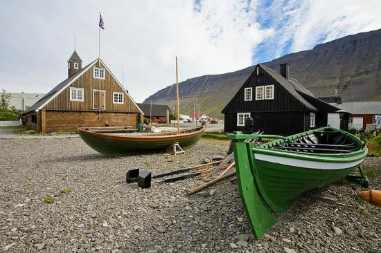 The Isafjordur Culture Walk