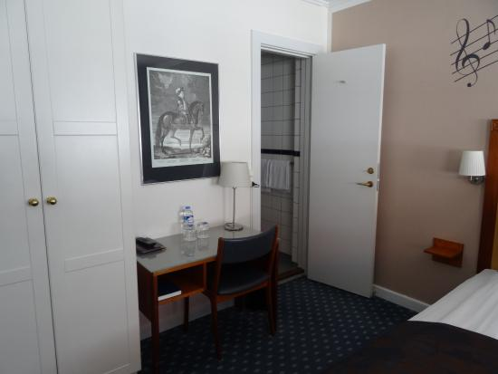 Hotel Christian IV : Superior suite