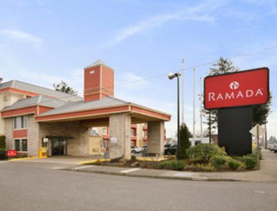 Welcome to the Ramada Portland East