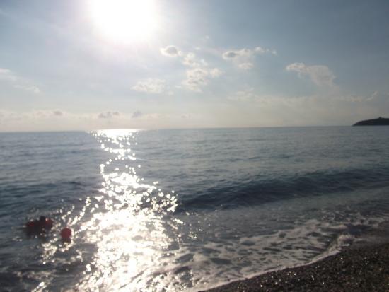 Hotel Diamante: spiaggia
