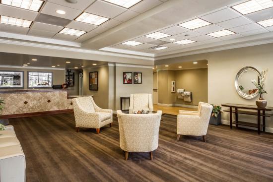 Hotel Med Park: Cad Lobby