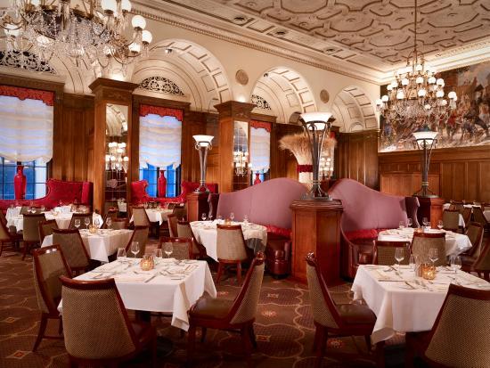 Omni William Penn Hotel: Terrace Room