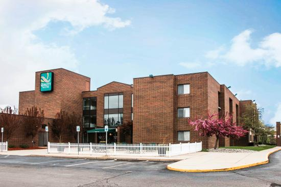 Quality Suites Hotel Lansing Mi Hotel Reviews
