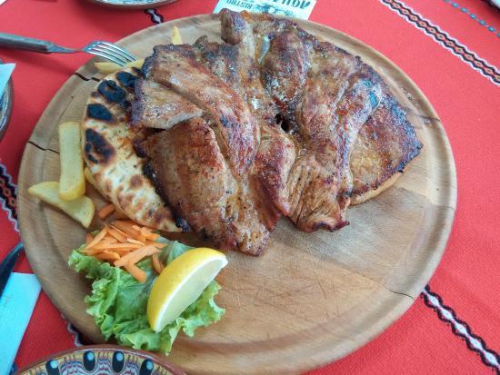 Aquamarin Bistro: Barbecue