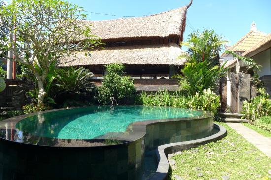 Baruna Sari Villa: pool area