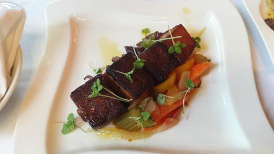 Zazios' Pork Belly