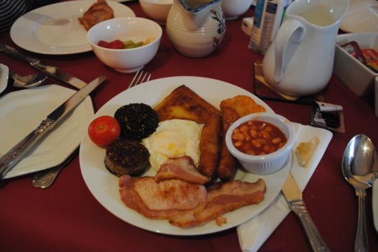Tirconaill B&B: colazione