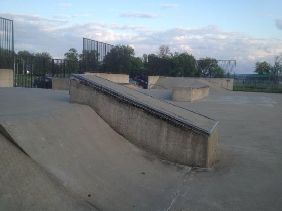 Onondaga Lake Skate Park - bike park (1)